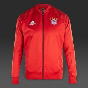 adidas Bayern Munich Soccer Jacket